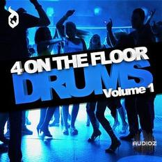 4 On The Floor Drums Vol.1