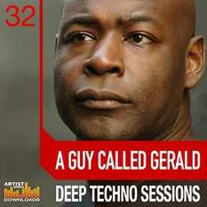 A Guy Called Gerald Deep - Techno Sessions