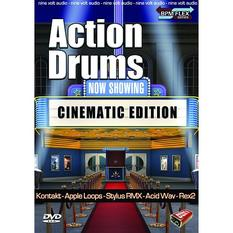 Action Drums: Cinematic Edition