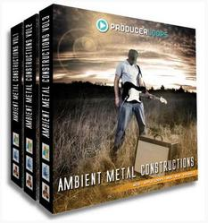 Ambient Metal Constructions Bundle Vol.1-3