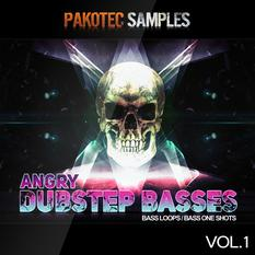 Angry Dubstep Basses Vol.1