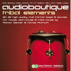 Audio Boutique Tribal Elements