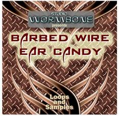 Barbed Wire Ear Candy