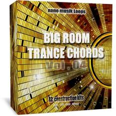 Big Room Trance Chords Vol 4