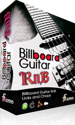 Billboard Guitar Licks: RnB Edition Vol 1, 2