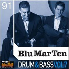 Blu Mar Ten: Drum And Bass Vol. 7
