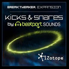 BreakTweaker Kick And Snares