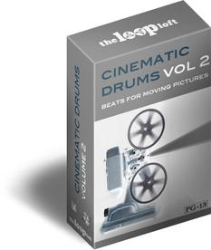 Cinematic Drums Volume 2
