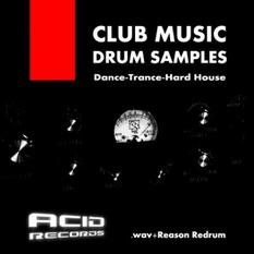 Club Music Drum Samples