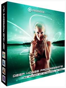 Deep House Progressions Vol. 4