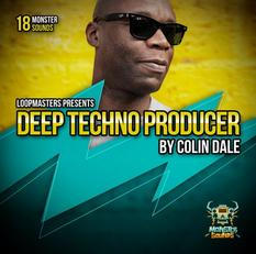 Deep Techno Producer by Colin Dale
