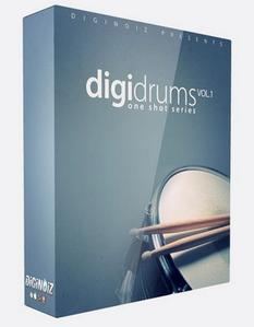 DigiDrums Vol.1