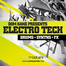 Dom Kane Presents: Electro Tech