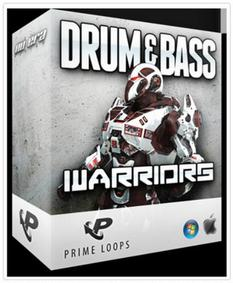 Drum and Bass Warriors