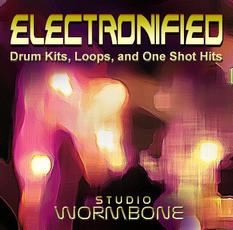 Electronified Drum Kits & One-Shot Hits