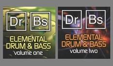 Elemental Drum and Bass Vol.1 & 2