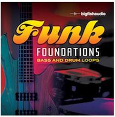 Funk Foundations: Bass and drums loops