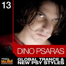 Dino Psaras. Global Trance and Psy Styles