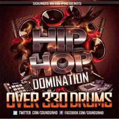 Hip Hop Domination Drum Kit