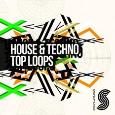 House and Techno Top Loops