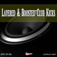 Layered & Boosted Club Kicks