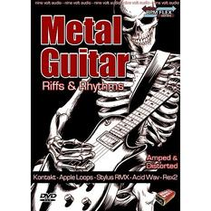 Metal Guitar: Riffs & Rhythms