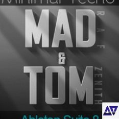 Minimal Techno Ableton Template by Mad Raf & Tom Zenith