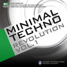 Minimal Techno Revolution 1