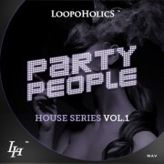 Party People Vol.1: House Series