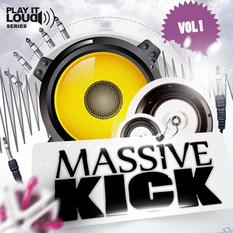Play It Loud Massive Kick Vol 1