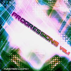 Progressions Vol 1 Cubase 5 Project