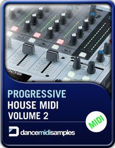 Progressive House MIDI Vol.2