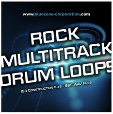 Rock Multitrack Drum Loops