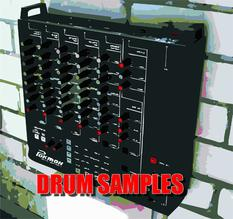 Rocktone UDS Drum Samples