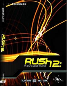 Rush 2: Progressive House