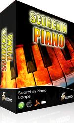 Scorchin Piano Loops