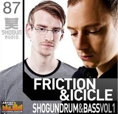 Shogun Audio Drum And Bass Vol.1