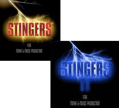 Stingers I & II for Movie & Music Productions