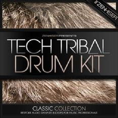 The Tribal Tech Drum Kit