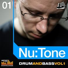 Tone Drum and Bass Samplepack