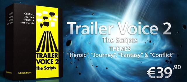 Trailer Voice 2 The Scripts