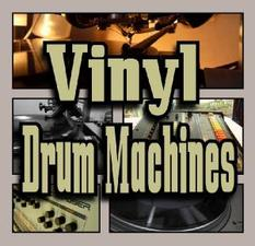 Vinyl Drum Machines