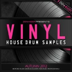 Vinyl House Drum Samples