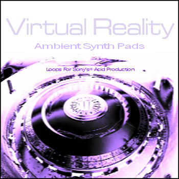 Virtual Reality Ambient Synth Pads